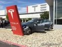 Tesla Model S seriously damaged even before leaving dealership - photos