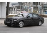 2013 Mercedes S-Class spy photos 2.2.2011 / SB-Medien