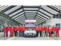 Audi TT MkIII starts production in Gyor