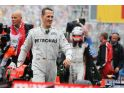 Mercedes not ending contract with injured Schumacher - photos
