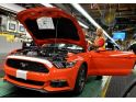 2015 Ford Mustang production begins - photos