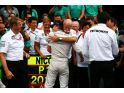 Zetsche steps in as Mercedes struggle to manage driver war - photos