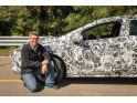 Chevrolet teases 2016 Volt wrapped around in swirly camouflage - photos