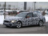 2012 BMW 3-Series hybrid spied 21.02.2011 / Copyright SB-Medien