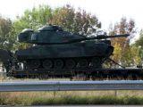 Sınıra tank takviyesine devam TEM'den tanklar geçti