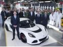 Lotus builds their 1000th Exige S  - photos