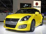 Suzuki Swift S Concept 2011