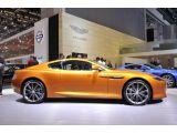 Geneva 2011: Aston Martin Virage