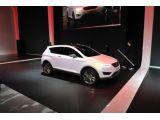 Seat IBX Concept live in Geneva - 28.02.2011