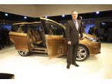 Ford B-Max live in Geneva - 01.03.2011