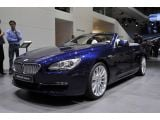 Geneva 2011: BMW 650i Convertible