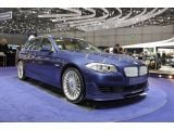 Geneva 2011: Alpina B5 Bi-Turbo Touring