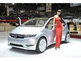 Volkswagen Go! MPV Concept by Italdesign Giugiaro live in Geneva - 01.03