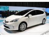 Toyota Prius Plus full hybrid MPV live in Geneva - 01.03.2011