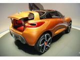 Renault Captur Concept live in Geneva - 01.03.2011