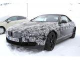 2012 BMW M6 Cabrio spied 03.03.2011 / Copyright SB-Medien