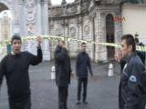 Dolmabahçe'de bomba alarmı!