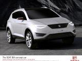 Seat IBX Concept Car 2011