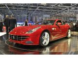 Ferrari's 4WD System in FF