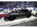 Sportec SPR1 FL based on facelifted Porsche 911 Turbo live in Geneva, 67