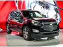 2016 Chevrolet Equinox unveiled with revised styling inside & out [v