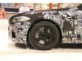 2012 BMW F10 M5 spied 13.01.2011 / Copyright SB-Medien