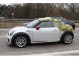 2012 MINI Coupe and MINI JCW Coupe spied on the road 16.03.2011 / Copyri