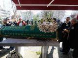 Usta yazar Yaşar Kemal son yolculuğuna uğurlandı