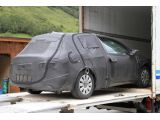 2012 Seat Leon prototype spy photo / Copyright S. B. Medien