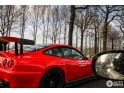 Ferrari 550 Maranello Le Mans GTS caught on camera  - photos