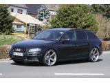 Audi RS4 Avant mule spied 30.03.2011 / Copyright SB-Medien