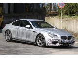 BMW 6-Series Coupe M-Sport-Pack spied 30.03.2011 / Copyright SB-Medien