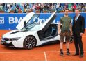 Andy Murray wins 2015 BMW Open, earns brand new BMW i8 - photos