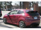 2011 Ford Fiesta ST Turbo ajan fotoları