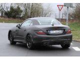 2012 Mercedes SLK63 AMG Ajan Fotoları