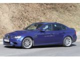 BMW M3 GTS Sedan spied 05.04.2011 / Copyright SB-Medien