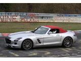 2012 Mercedes Benz SLS Roadster Nürburgring 05.04.2011 / Copyright SB-Me