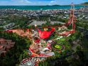 Construction begins on Ferrari Land - photos