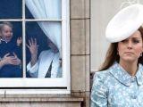 Kate Middleton doğumdan sonra ilk kez görüntülendi