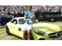 Kia ambassador Rafael Nadal wins Mercedes-AMG GT, is unhappy about the c