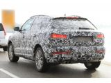 2012 Audi Q3 spy photos - 1.27.2011 / SB-Medien