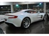 Aston Martin One-77 up for sale in Dubai - 6.4.2011 / Alain Class Motors