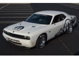 Mopar Challenger V-10 Drag Pak with NHRA record