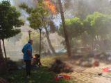 Şanlıurfa Suruç patlama fotoğrafları