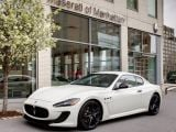 Maserati GranTurismo MC US launch