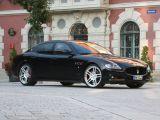 Novitec Tridente Maserati Quattroporte 2011