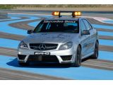 Mercedes C 63 AMG Safety Car – 2011 DTM season