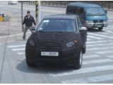 Ssang Yong C200 Caught Testing