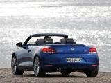 VW Scirocco Cabriolet Back