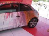 Audi A1 artcar